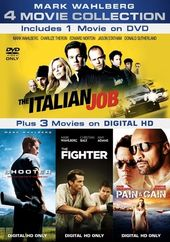 Mark Wahlberg 4-Movie Collection (The Italian Job