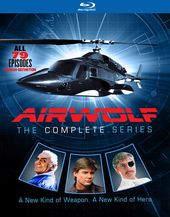 Airwolf - Complete Series (Blu-ray)