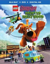 Lego Scooby-Doo!: Haunted Hollywood (Blu-ray +