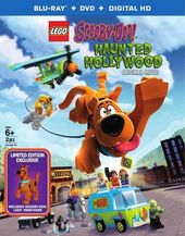 Lego Scooby-Doo!: Haunted Hollywood (with Toy)