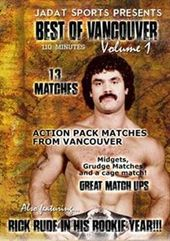 Wrestling - Best of Vancouver Vol. 1