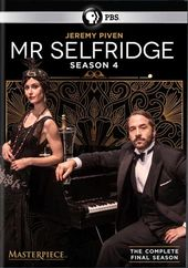 Mr Selfridge - Season 4 (3-DVD)