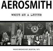 Write Me a Letter: Radio Broadcast, Boston, 1973