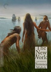 The New World (4-DVD)