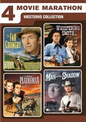 4-Movie Marathon: Westerns Collection (The Far