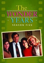 The Wonder Years - Season 5 (4-DVD)