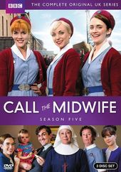 Call the Midwife - Season 5 (3-DVD)
