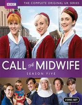 Call the Midwife - Season 5 (Blu-ray)