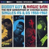 The New Generation of Chicago Blues: Singles As &