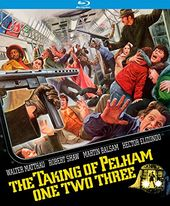 The Taking of Pelham One Two Three (Blu-ray)