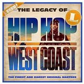 The Legacy of Hip-Hop West Coast (3-CD)
