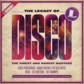 The Legacy of Disco (3-CD)