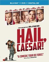 Hail, Caesar! (Blu-ray + DVD)