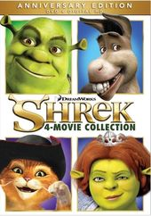 Shrek 4-Movie Collection (4-DVD)
