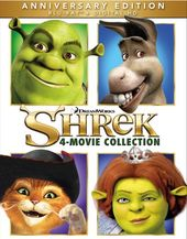 Shrek 4-Movie Collection (Blu-ray)