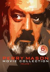Perry Mason Movie Collection, Volume 1 (3-DVD)
