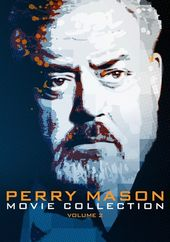 Perry Mason Movie Collection, Volume 2 (3-DVD)