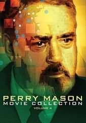 Perry Mason Movie Collection, Volume 4 (3-DVD)