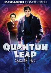 Quantum Leap - Seasons 1 & 2 (6-DVD)