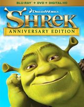Shrek (Anniversary Edition) (Blu-ray + DVD)