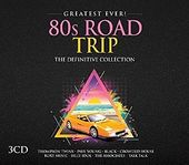 Greatest Ever 80s Road Trip (3-CD)