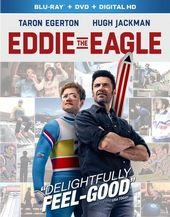 Eddie the Eagle (Blu-ray + DVD)