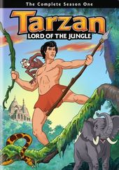 Tarzan: Lord of the Jungle - Complete Season 1