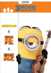 Despicable Me 3-Movie Collection (3-DVD)