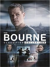 The Bourne Classified Collection (5-DVD)