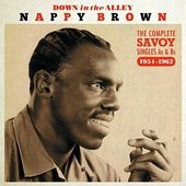 Down in the Alley: The Complete Savoy Singles As