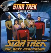 Star Trek - The Next Generation: Cast Mousepad