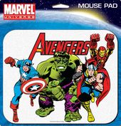 Marvel Comics - Avengers Group Mouse Pad