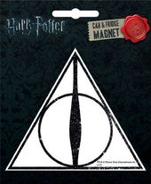 Harry Potter Die-Cut Deathly Hollows Giant Magne