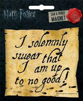Harry Potter Die-Cut ...Up to No Good Giant Magnet