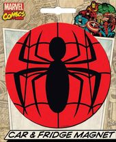 Marvel Comics Die-Cut Spiderman Logo Giant Magnet