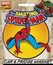 Marvel Comics Die-Cut Amazing Spiderman Giant