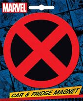 Marvel Comics Die-Cut X-Men Logo Giant Magnet