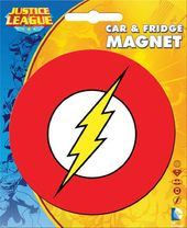 DC Comics Die-Cut Flash Logo Giant Magnet