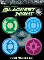 DC Comics - Green Lantern - Blackest Night -