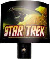 Star Trek - Logo Night Light