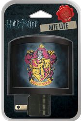 Harry Potter - Gryffindor Crest - Night Lite