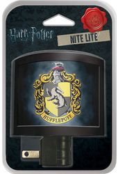 Harry Potter - Hufflepuff Crest - Night Lite