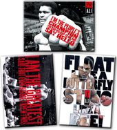 Muhammad Ali - Set of 3 Magnets