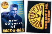 Elvis Presley - Sun Records - 2-Piece Magnet Set