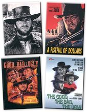 Clint Eastwood - 4-Piece Magnet Set