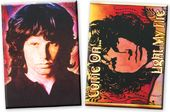 The Doors - Set of 2 Magnets