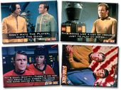 Star Trek - Set of 4 Magnets (Set 2)