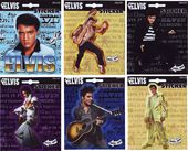 Elvis Presley - Performing - 6-Piece Sticker Set