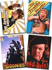 Goonies - 4-Piece Magnet Set
