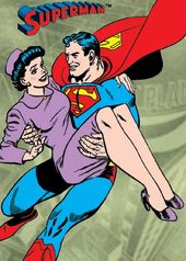 DC Comics - Superman - Flying with Lois Lane -